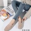 รองเท้าคัทชู Style Tod's (สีครีม)