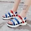 รองเท้าแตะ Style Fila disruptor sandal (สีน้ำเงิน)