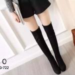 รองเท้า Multi Boots (สีดำ)