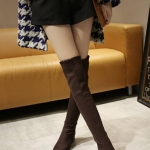 รองเท้า Multi Boots (สีน้ำตาล)