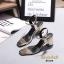 รองเท้าส้นตัน Style Maxi (สีดำ) thumbnail 15