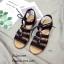 รองเท้าลำลองหนังกลับสไตล์วินเทจ (สีน้ำตาล) thumbnail 7