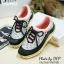 พร้อมส่ง : รองเท้าผ้าใบ MIUMIU Jeweled Satin Lace-Up Sneaker (สีชมพู) thumbnail 1