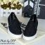 พร้อมส่ง : รองเท้าลูกไม้สไตล์ Givenchy (สีดำ) thumbnail 3