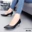 รองเท้าคัทชูหุ้มส้น (สีเทา) thumbnail 10