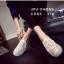 พร้อมส่ง : รองเท้าลูกไม้สไตล์ Givenchy (สีขาว) thumbnail 7
