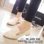 รองเท้าลูกไม้ส้นทอง thumbnail 1
