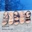 รองเท้าแตะสวมไขว้ (สีเทา) thumbnail 11