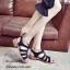 รองเท้าลำลองหนังกลับสไตล์วินเทจ (สีน้ำตาล) thumbnail 5