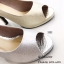 รองเท้าคัทชูกลิตเตอร์เปิดเท้า (สีทอง) thumbnail 8