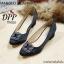 รองเท้าคัทชูส้นตัน Manolo Blahnik Style (สีครีม) thumbnail 4