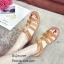 รองเท้าลำลองหนังกลับสไตล์วินเทจ (สีน้ำตาล) thumbnail 2