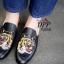 รองเท้า Style GUCCI tiger slippes (สีครีม) thumbnail 5