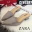 พร้อมส่ง : รองเท้าหัวแหลม STYLE ZARA (สีดำ) thumbnail 2