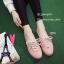 รองเท้า Flat ลาย love peach thumbnail 3