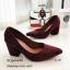 รองเท้าคัทชูส้นตันทรงหุ้มส้น (สีดำ) thumbnail 8