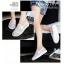 พร้อมส่ง : รองเท้าลูกไม้สไตล์ Givenchy (สีขาว) thumbnail 4