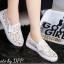 พร้อมส่ง : รองเท้าลูกไม้สไตล์ Givenchy (สีขาว) thumbnail 1