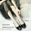 รองเท้าคัทชูแต่งอะไหล่คริสตัล (สีดำ) thumbnail 5