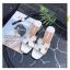 รองเท้าแตะ Hermes ส้นมุก (สีดำ) thumbnail 6