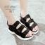 รองเท้าแตะ Style Fila disruptor sandal (สีดำ) thumbnail 2