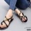 รองเท้าแตะรัดส้นสไตล์ Dior (สีดำ) thumbnail 4