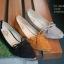 รองเท้าคัทชูหัวแหลมแต่งโบว์ (สีน้ำตาล) thumbnail 9