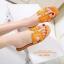 รองเท้าแตะ Style Hermes ฉลุลาย (สีดำ) thumbnail 11