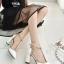 รองเท้าคัทชูส้นตันสไตล์ Valentino (สีเทา) thumbnail 10
