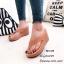 รองเท้าแตะคีบส้นเตารีดสไตล์ลำลอง (สีเทา) thumbnail 7