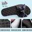 รองเท้าแตะโบว์สไตล์แฟชั่นเกาหลี (สีดำ) thumbnail 3