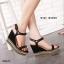พร้อมส่ง : รองเท้า Christian Louboutin (สีดำ) thumbnail 2