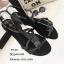 รองเท้าแตะโซ่ซิกแซค Style Givenchy (สีดำ) thumbnail 3