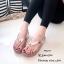 รองเท้าแตะ Style Fitflopคีบแต่งอะไหล่ (สีพีช) thumbnail 2