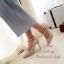 รองเท้าคัทชูหุ้มส้น Valentino Style (สีครีม) thumbnail 2