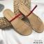 รองเท้าแตะสวมขลิปสี (สีครีม) thumbnail 6