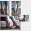 รองเท้าส้นตันแต่งพู่ (สีแดง) thumbnail 13