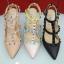 รองเท้า Valentino Heels 2015 (สีดำ) thumbnail 7