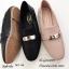 รองเท้าคัทชูหนังนิ่ม Style Hermes (สีชมพู) thumbnail 9