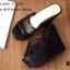 รองเท้า Platform สไตล์เกาหลี (สีขาว) thumbnail 14