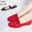 รองเท้าส้นแบน Style Tods (สีดำ) thumbnail 7