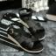 พร้อมส่ง : รองเท้าเสริมส้น (สีดำ) thumbnail 1