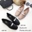 รองเท้าคัทชูหนังนิ่ม Style Hermes (สีชมพู) thumbnail 8