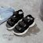 รองเท้าแตะ Style Fila disruptor sandal (สีดำ) thumbnail 5