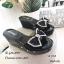 รองเท้าลำลองส้นเตารีดแต่งโบว์ (สีครีม) thumbnail 7