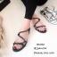 รองเท้าแตะโซ่ซิกแซค Style Givenchy (สีดำ) thumbnail 2