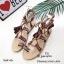 รองเท้าแตะสานสไตล์โบฮีเมียน thumbnail 2