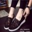 พร้อมส่ง : รองเท้าลูกไม้สไตล์ Givenchy (สีดำ) thumbnail 2