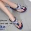 รองเท้าแตะผีเสื้อแต่งเพชร (สีครีม) thumbnail 9
