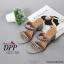 รองเท้าส้นตัน Style Givenchy (สีเทา) thumbnail 2
